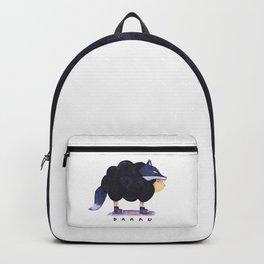 Baaad Baaad Black Sheep Backpack