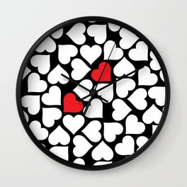 MPENZI ... love is in the air 6 Wall Clock