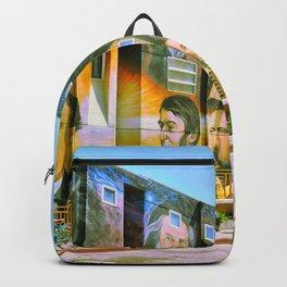 Venice beach rd Backpack