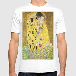 The Kiss - Gustav Klimt, 1907 T-shirt
