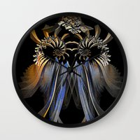 transformer Wall Clocks featuring Transformer by Brian Raggatt