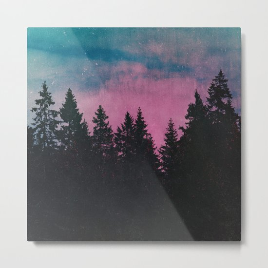 Breathe This Air Metal Print