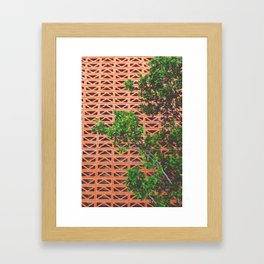Goin' To The Party Framed Art Print