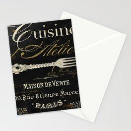 La Cuisine I Stationery Cards