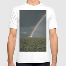 Rainbow II  - Landscape and Nature Photography T-shirt