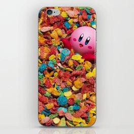 Kirby Pebbles iPhone Skin
