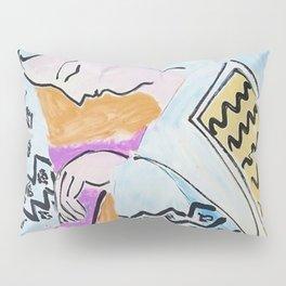 Henri Matisse - The Dream portrait painting Pillow Sham