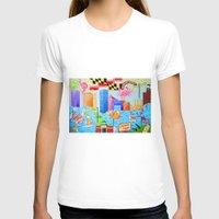 baltimore T-shirts featuring Baltimore, Maryland by Karen Riddle