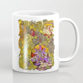 The Characters of Other Worlds Coffee Mug