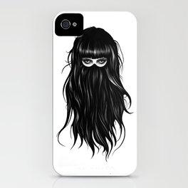 It Girl iPhone Case