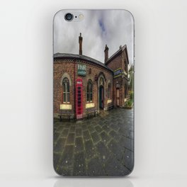 Hadlow Road Railway Station iPhone Skin