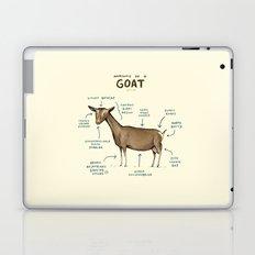 Anatomy of a Goat Laptop & iPad Skin
