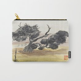 Coyote Ridge Tree Carry-All Pouch