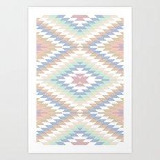 Kilim 2 Art Print