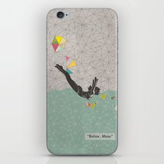 Relax Mom iPhone & iPod Skin