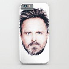 Aaron Paul Digital Portrait iPhone 6s Slim Case