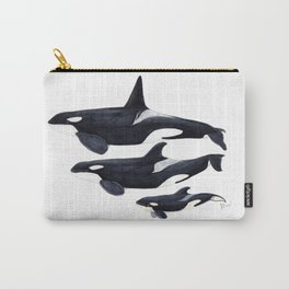 Orca (Orcinus orca) Carry-All Pouch