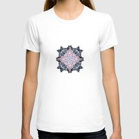 snowflake T-shirts featuring Snowflake. by Assiyam