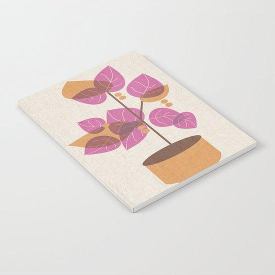 Purple Tree Notebook