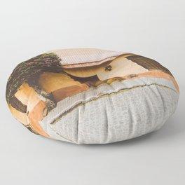 Tree house Floor Pillow
