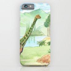 Brachiosaurus iPhone 6s Slim Case