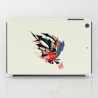 taurus iPad Cases featuring Taurus by Det Tidkun