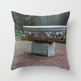 All Alone Tonight Throw Pillow