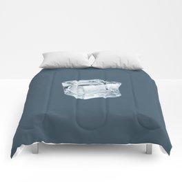 Stay Cool - dark Comforters