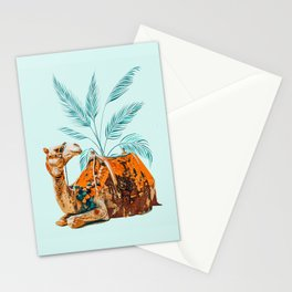 Camel Ride Stationery Cards