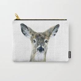 Doe Eyes by Teresa Thompson Carry-All Pouch