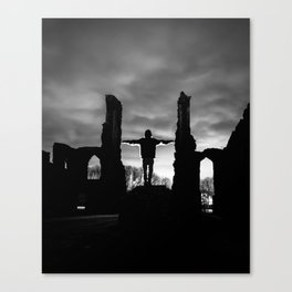 The Night Guardian Canvas Print