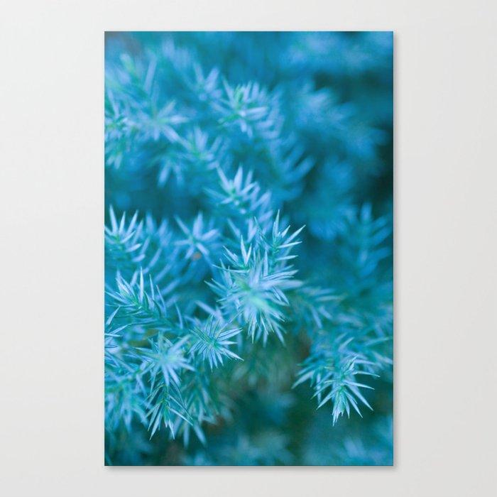 ENCHANTED GREEN #1 #art #society6 Canvas Print
