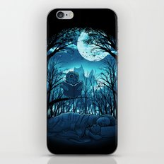 Bedtime Story iPhone Skin