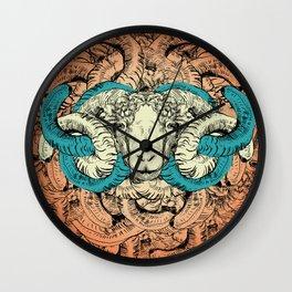 Khnum Wall Clock