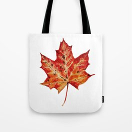 Autumn Leaf Tote Bag