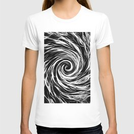 Future Abstract -BW- T-shirt