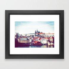 Prague 03 Framed Art Print