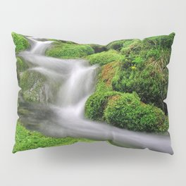 Flowing water Pillow Sham