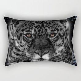 SPIRIT OF THE JAGUAR Rectangular Pillow