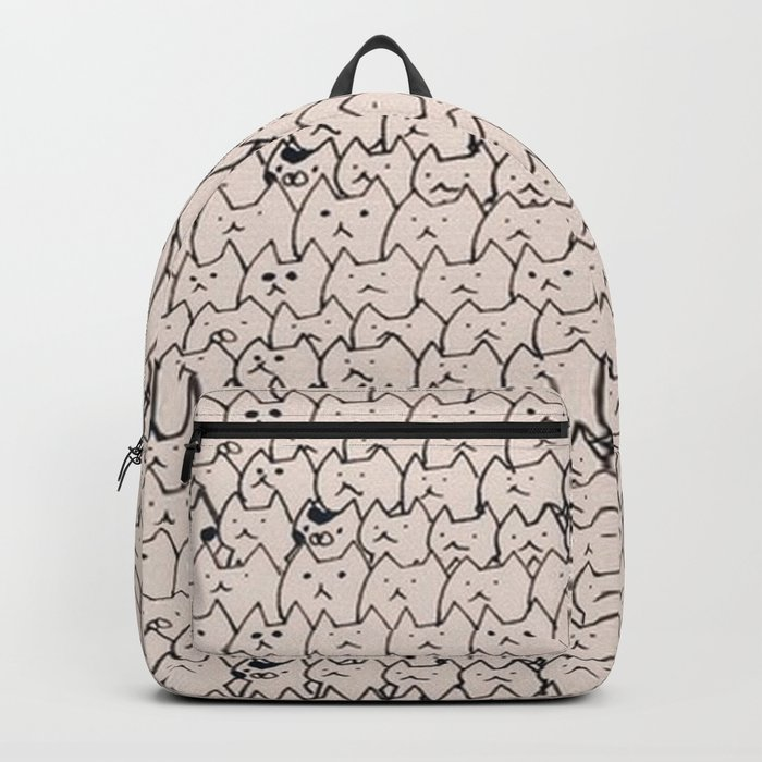 cats-73 Backpack