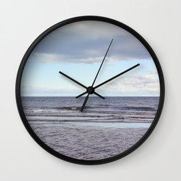 Oceano Pacifico Wall Clock