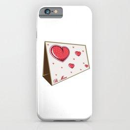 Be Mine Humorous Boyfriend or Girlfriend Gift iPhone Case