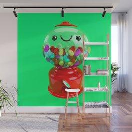 Jelly Bean`s Machine Wall Mural