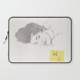 Harry Styles V (Oops Hi) Laptop Sleeve