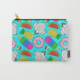 Pool Float Party Carry-All Pouch