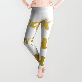 Peace Love Happiness #society6 #decor #buyart Leggings