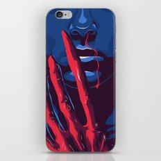 Stranger Things iPhone & iPod Skin