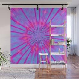 Magical Tie Dye Wall Mural