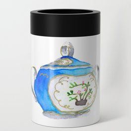 Sugar Bowl Water Color Can Cooler