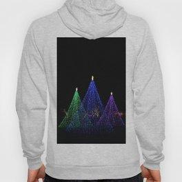 three light trees Hoody